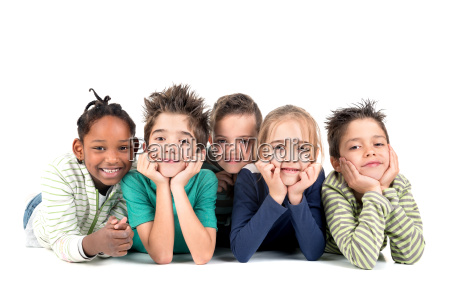 group of children