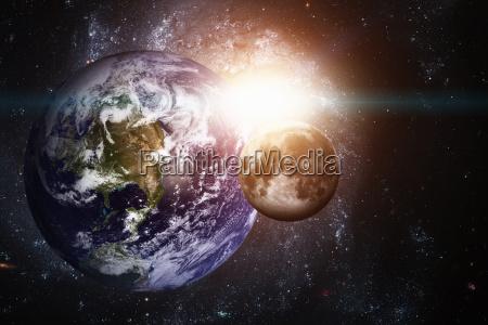 space kosmos wissenschaft weltraum abstraktes abstrakte
