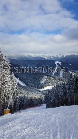 carpathians view