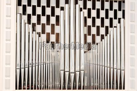 orgelpfeifen, mit, schachmuster - 22676703