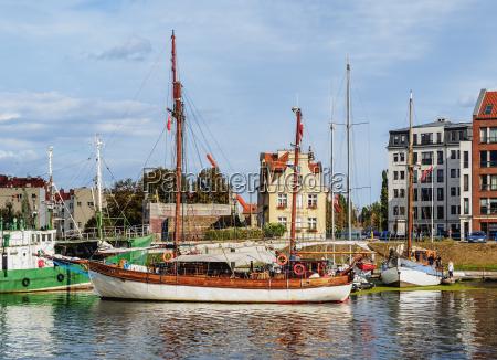 marina gdansk old town gdansk pomeranian