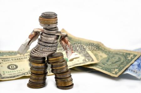 coins man