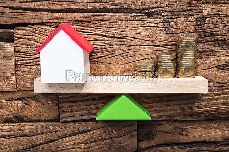 muenzen balance finanziell ausgewogenheit steuer abgabe