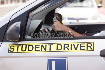 driving education student driver