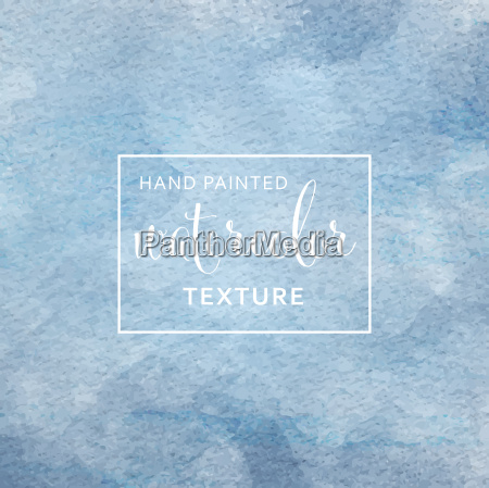 blaues pastell aquarell auf gewebepapier muster