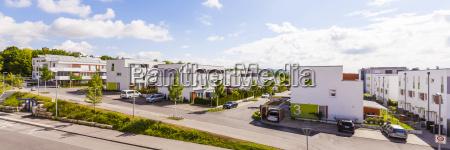 germany waiblingen solar village roetepark
