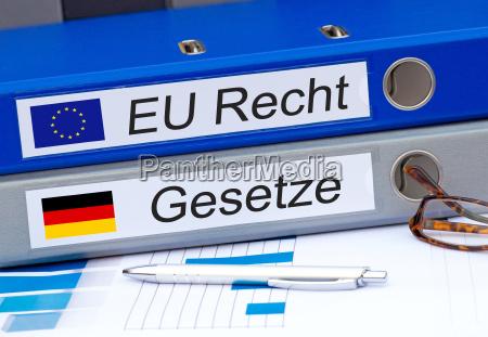 eu recht und deutsche gesetze