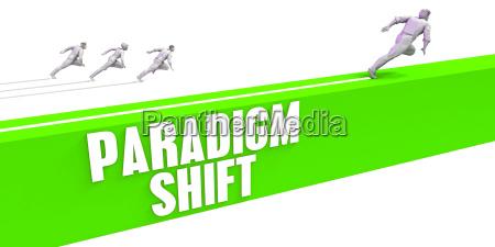 paradigmenverschiebung