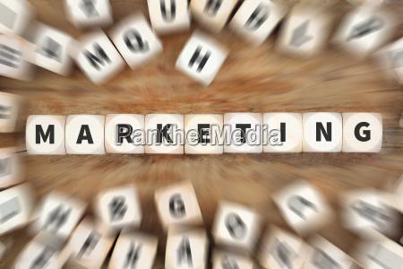 marketing werbung werben fuer firma buero