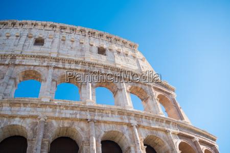 collosseum in rom italien