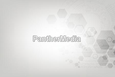 vector abstrakten hintergrund technologiekonzept