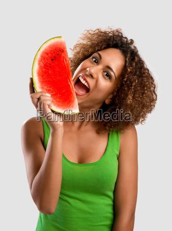 i love summer fruits