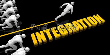 integrationsleiter