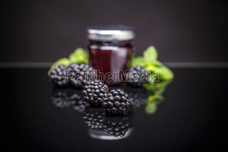 homemade fruit jam