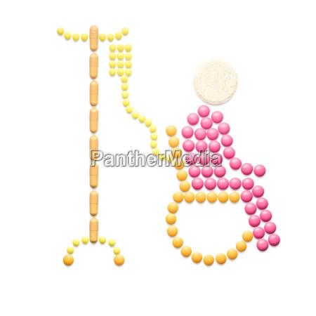 handicap patient