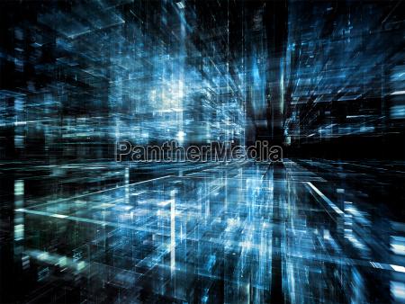 spirit of digital world
