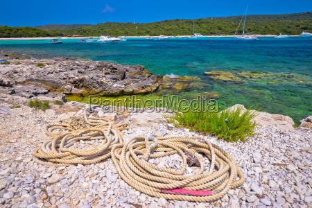 sakarun beach yachting bay view