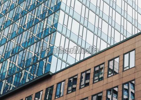 modern moderne fassade baustil architektur baukunst