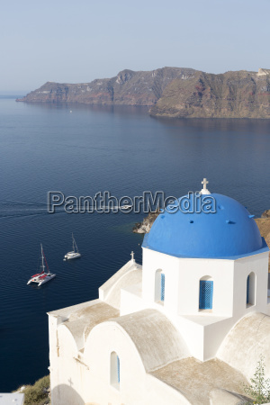 blau fahrt reisen architektonisch religion kirche