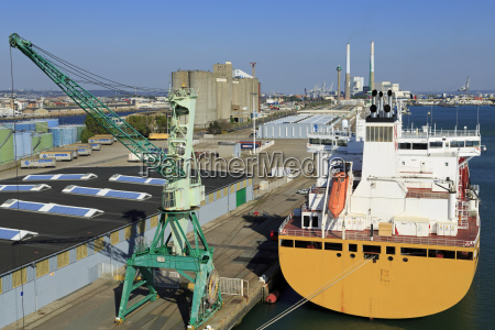fahrt reisen farbe industrie industriell containerschiff