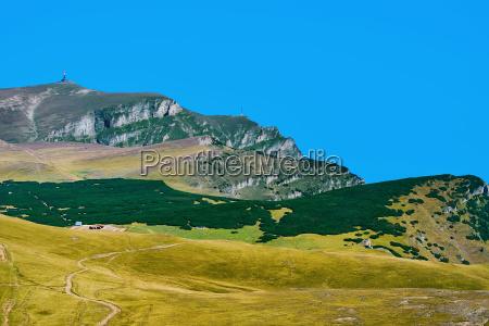 berge rumaenien landschaftsbild landschaft natur