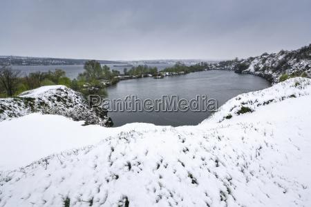 ukraine dnepropetrovsk region dnepropetrovsk city winter