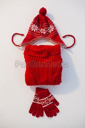 winter wolle textil oktober handschuhe vorlage