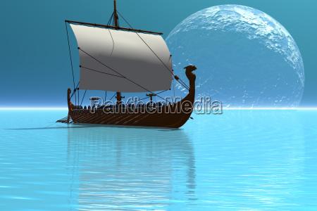 wikingerschip 2