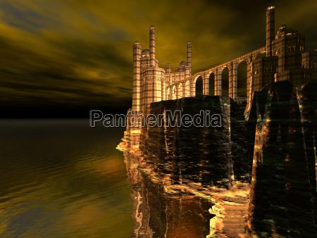 castle cliff