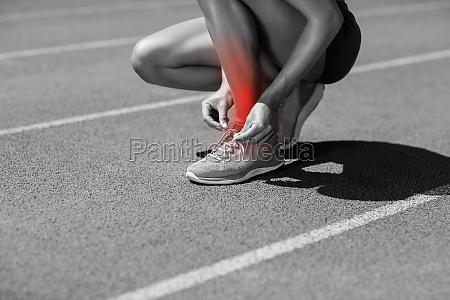 frau sport weiblich leuchten leuchtet hell