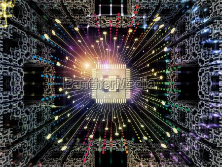 conceptual digital processor
