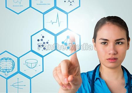 arzt mediziner medikus frau karriere bewerbung