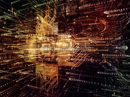 virtualization of digital world