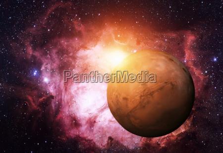 solar system mars es ist der