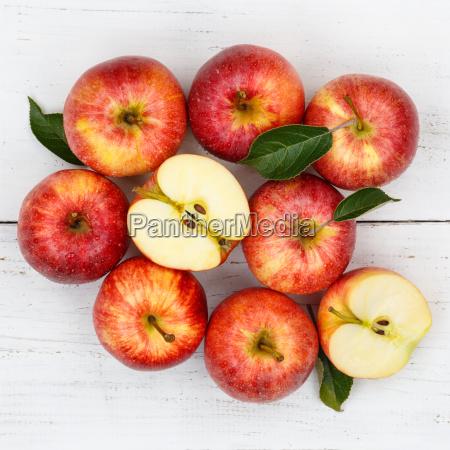 apples apple red fruit fruit fruit