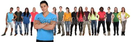 gruppe menschen jugendliche junge leute freunde