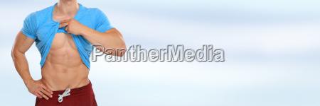 bauchmuskeln sixpack textfreiraum bodybuilder bodybuilding muskeln