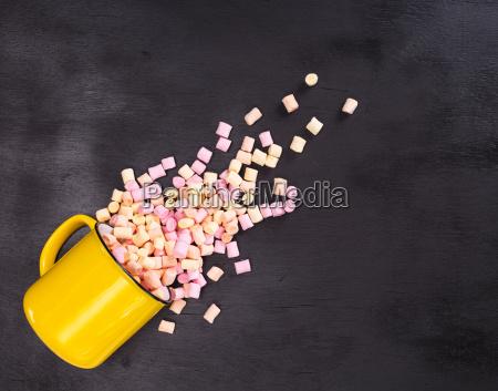 eibisch hintergrund bunt suessigkeiten pastell lebensmittel