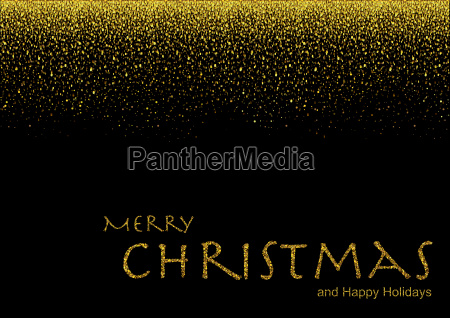 gold glitter sparkle christmas background