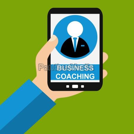 business coaching mit dem smartphone