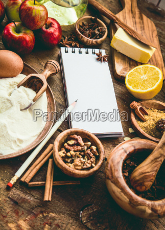 baking concept background