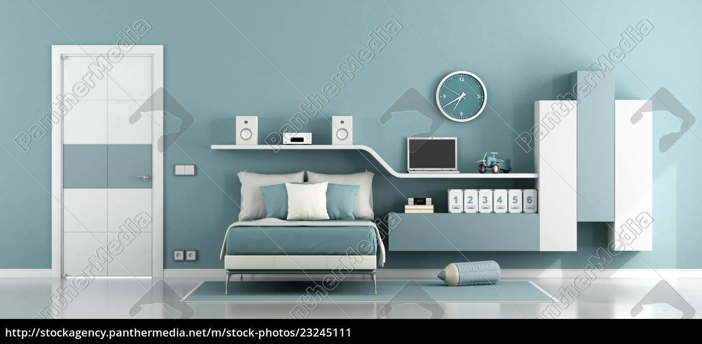 Jugendzimmer Für Jungen Lizenzfreies Bild 23245111