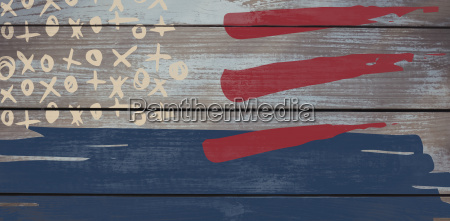blau grafik holz illustration beige digital