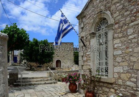 church on crete