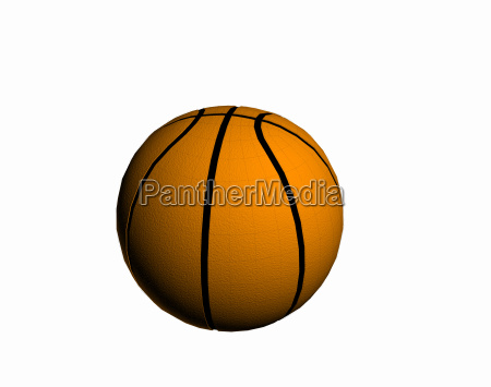 basketball freigestellt