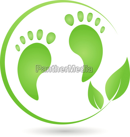 two feet and plantlogofoot care