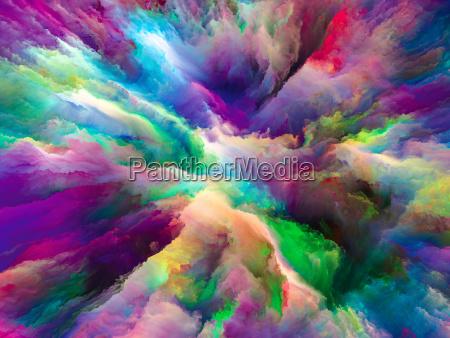 metaphorical surreal paint