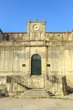 kirche des heiligen ignatius in dubrovnik
