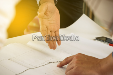 business hand giving opportunity or helping