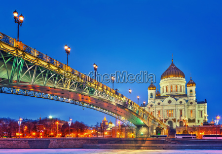 cathedral of christ the saviour in